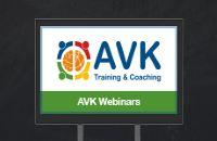 AVK webinars