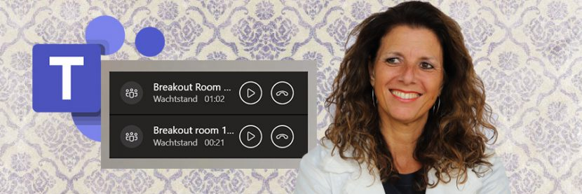 Breakout rooms maken in Microsoft Teams