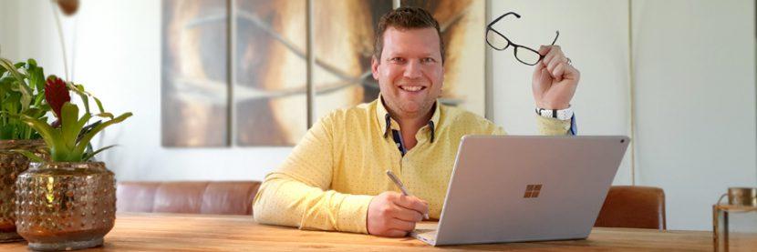Digitaal Leiderschap AVK -Bouke van Kleef